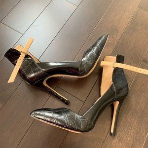 Zara High Heel Pointy Toe Shoe Brand New Size 6